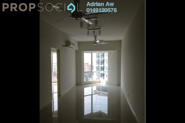 For Rent Condominium at Tiara Mutiara, Old Klang Road Freehold Semi Furnished 3R/2B 1.7k