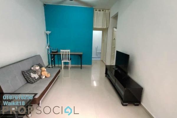 Terrace For Rent in Taman Selesa Jaya, Skudai Freehold Fully Furnished 3R/2B 1.3k