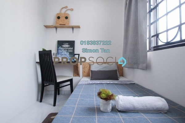 For Rent Apartment at Salvia Apartment, Kota Damansara Freehold Fully Furnished 1R/1B 450translationmissing:en.pricing.unit