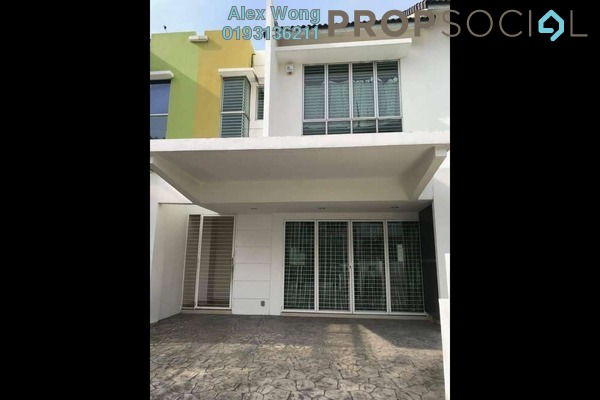 Link For Sale in The Oasis, Cheras South Freehold Semi Furnished 5R/4B 990k