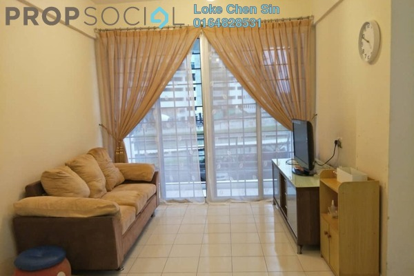Condominium For Rent in Putra Place, Bayan Indah Freehold Fully Furnished 3R/2B 1.5k
