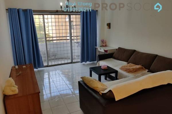 For Rent Condominium at Sri Desa, Kuchai Lama Freehold Fully Furnished 3R/2B 1.4k