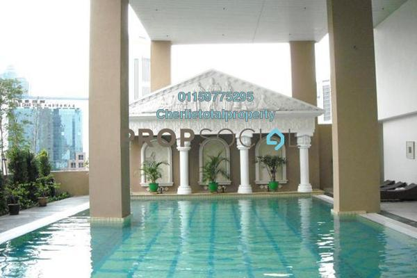 For Rent Condominium at Maytower, Dang Wangi Freehold Fully Furnished 1R/1B 1.4k