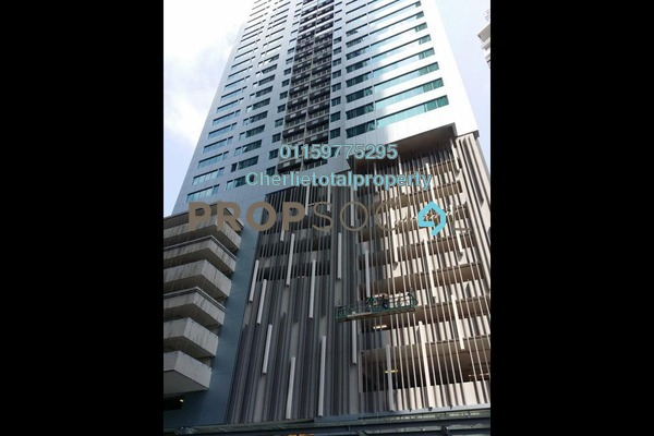 For Rent Condominium at Summer Suites, KLCC Freehold Fully Furnished 1R/1B 1.6k