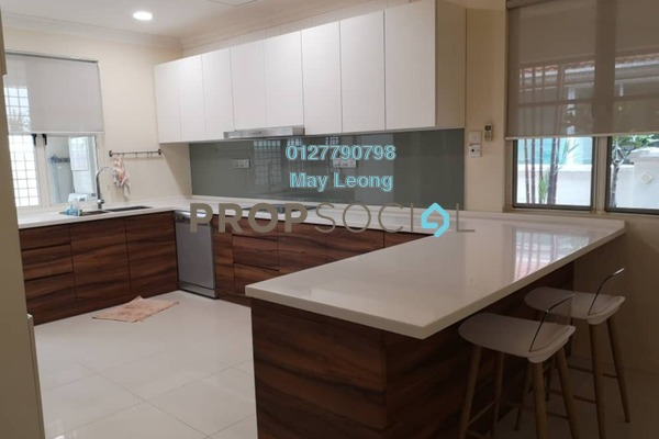 Semi-Detached For Rent in Semantan Villas, Damansara Heights Freehold Semi Furnished 4R/5B 9k