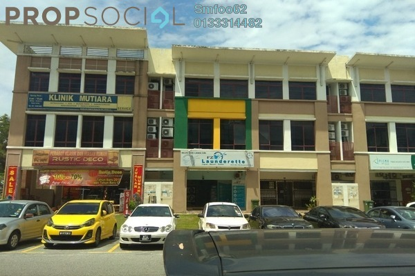 For Rent Office at Section 5, Wangsa Maju Freehold Unfurnished 0R/0B 3k