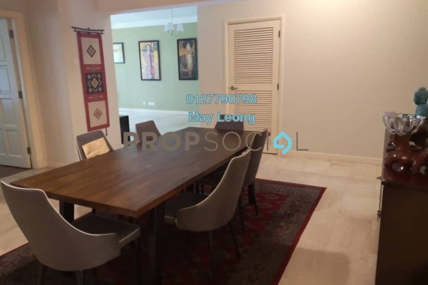 Condominium For Sale in Sri Kenny, Kenny Hills Freehold Unfurnished 3R/4B 1.45m