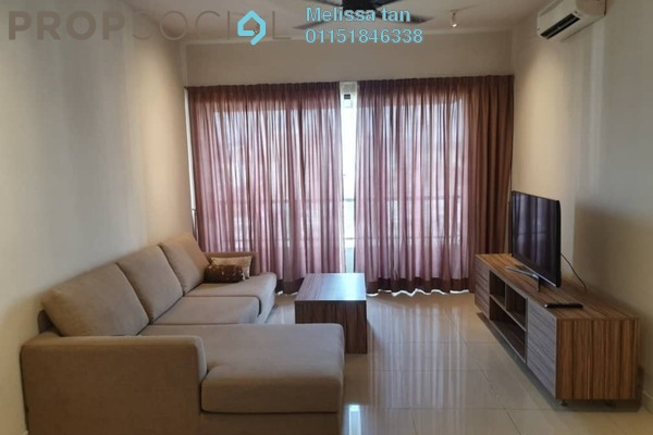 Condominium For Rent in G Residence, Desa Pandan Freehold Fully Furnished 2R/2B 3k