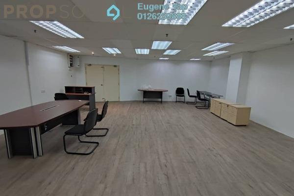 For Rent Office at Plaza Mont Kiara, Mont Kiara Freehold Semi Furnished 0R/0B 3k