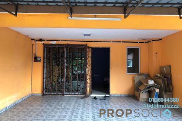 For Sale Terrace at Jenjarom, Selangor Freehold Unfurnished 4R/3B 430k