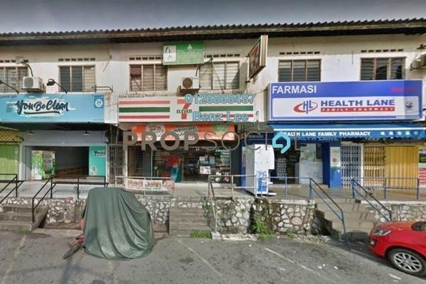 Shop For Sale in Taman Desa Jaya, Kepong Freehold Unfurnished 0R/0B 870k