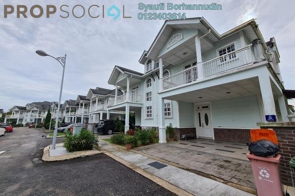 For Sale Semi-Detached at New Haven @ Presint 18, Putrajaya Freehold Unfurnished 6R/5B 1.4m
