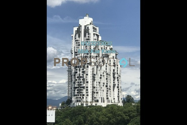 Condominium For Sale in Icon Residence (Mont Kiara), Dutamas Freehold Semi Furnished 3R/3B 1.67m
