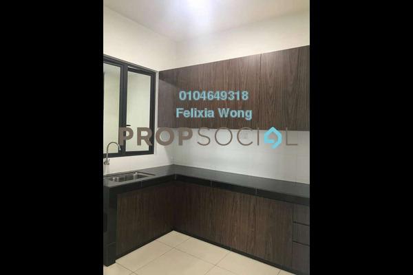 For Rent Condominium at Lido Residency, Bandar Sri Permaisuri Freehold Semi Furnished 3R/2B 1.8k