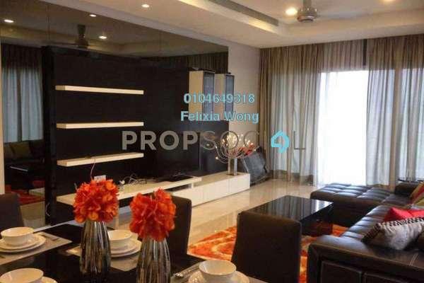 For Rent Condominium at Pavilion Residences, Bukit Bintang Freehold Fully Furnished 2R/2B 8k