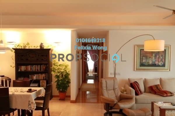 Condominium For Rent in 2 Hampshire, KLCC Freehold Fully Furnished 4R/5B 7k