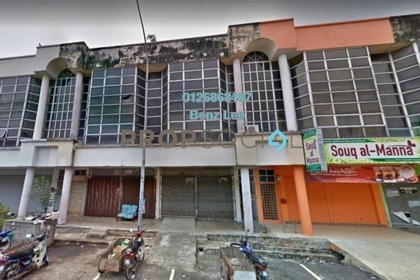 For Sale Shop at Bandar Pinggiran Subang, Subang Freehold Semi Furnished 0R/0B 750k