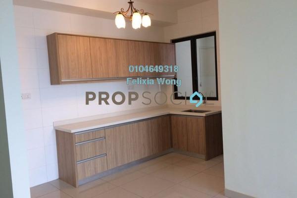 For Rent Condominium at Lido Residency, Bandar Sri Permaisuri Freehold Semi Furnished 3R/2B 1.9k