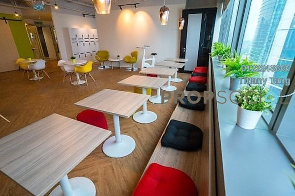 Office For Rent in The Pillars @ KL Eco City, Mid Valley City Freehold fully_furnished 0R/0B 35k