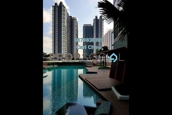 For Rent Condominium at Conezión, IOI Resort City Freehold Fully Furnished 3R/2B 2.3k