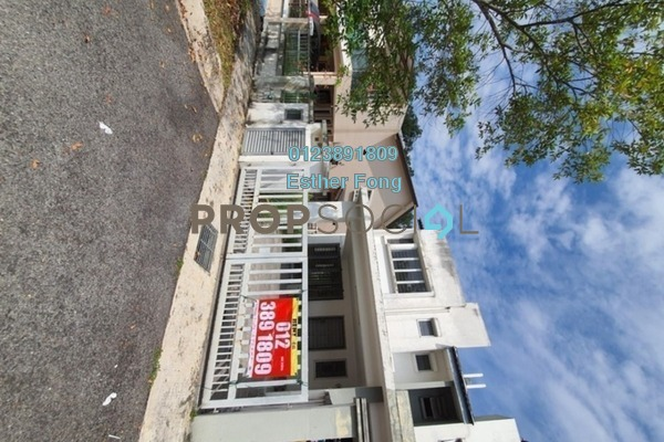 For Rent Terrace at Emerald West, Rawang Freehold Unfurnished 4R/3B 1.2k