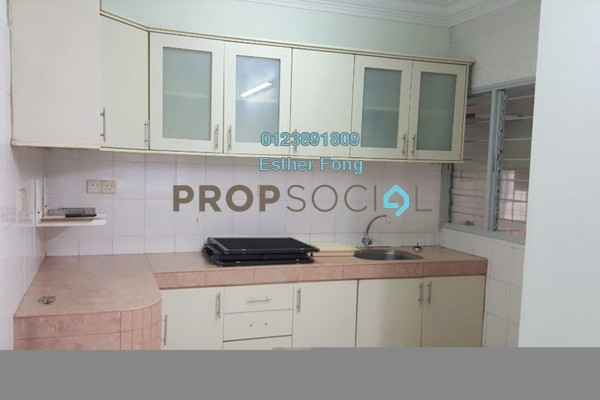 For Rent Apartment at SD Tiara Apartment, Bandar Sri Damansara Freehold Semi Furnished 3R/2B 1.2k