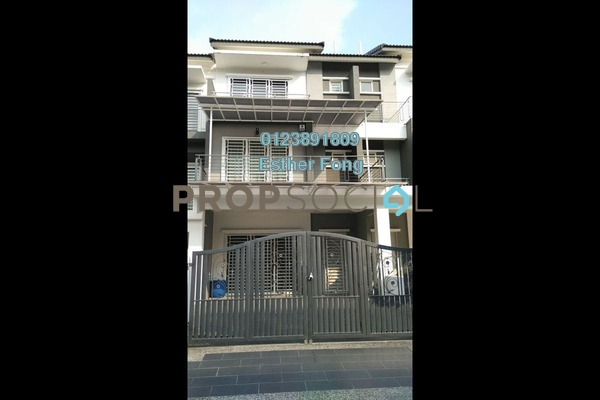 For Rent Terrace at Bayu Lagenda, Rawang Freehold Semi Furnished 5R/5B 2k