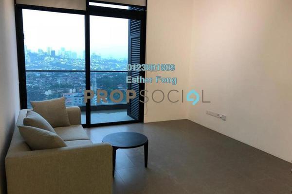 For Rent SoHo/Studio at Gaya Bangsar, Bangsar Freehold Semi Furnished 1R/1B 2.3k