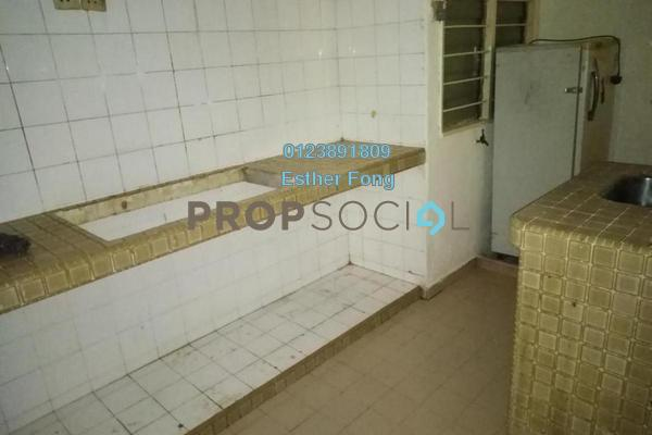 Apartment For Sale in Taman Pusat Kepong, Kepong Freehold Semi Furnished 3R/2B 198k