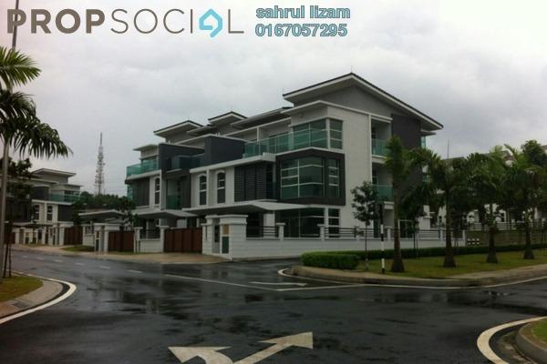 For Sale Terrace at USJ Heights, UEP Subang Jaya Freehold Semi Furnished 9R/8B 2.2m