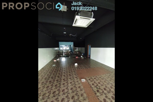 For Rent Shop at Section 1, Wangsa Maju Freehold Unfurnished 0R/2B 4.3k