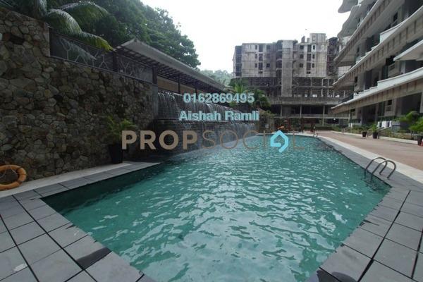 Condominium For Sale in Armanee Terrace II, Damansara Perdana Freehold Semi Furnished 5R/4B 1.3m