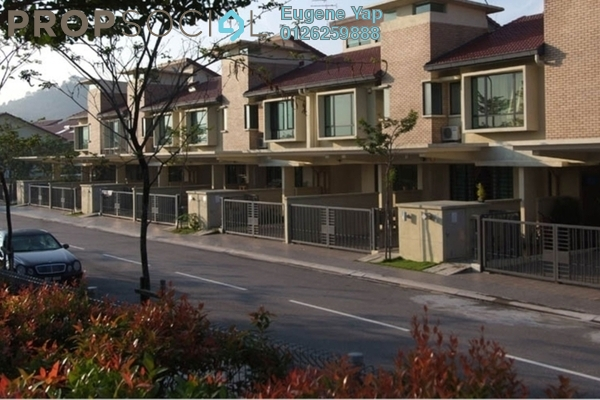 For Sale Terrace at SouthLake, Desa ParkCity Freehold Semi Furnished 3R/4B 1.8m