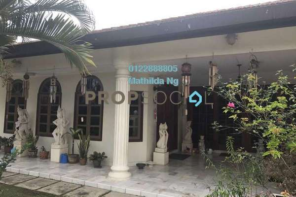 Bungalow For Sale in Section 5, Petaling Jaya Freehold Semi Furnished 7R/6B 4.3m
