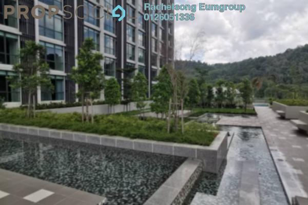 For Rent Condominium at Liberty Arc @ Ampang Ukay, Ukay Freehold Fully Furnished 1R/1B 1.3k