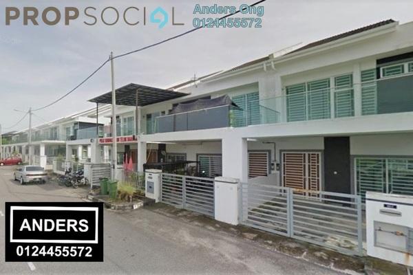 For Rent Terrace at Fragonard Garden, Balik Pulau Freehold Unfurnished 4R/3B 1k