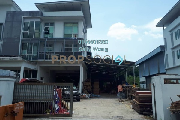 For Sale Factory at Semenyih Integrated Industrial Park, Semenyih Freehold Unfurnished 0R/0B 2.6m
