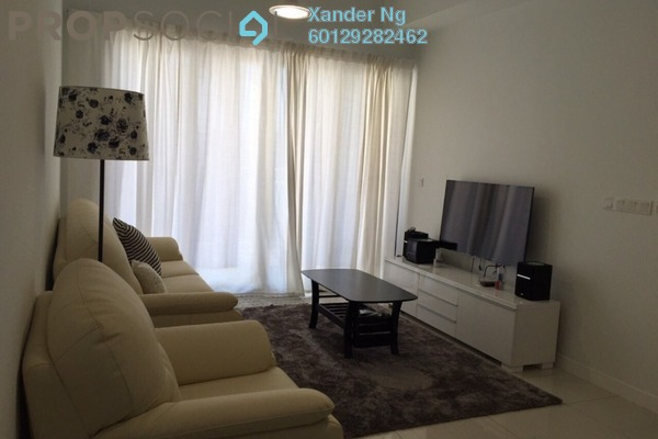 Serviced Residence For Rent in The Elements, Ampang Hilir Freehold Fully Furnished 1R/1B 1.5k