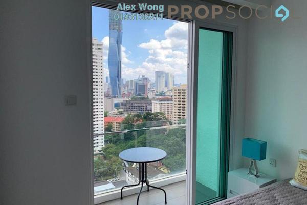 For Sale SoHo/Studio at Ramada Suites KLCC, Bukit Ceylon Freehold Fully Furnished 1R/1B 485k