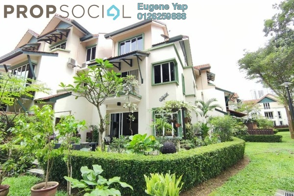 Terrace For Sale in Adora, Desa ParkCity Freehold Semi Furnished 4R/5B 2.5m