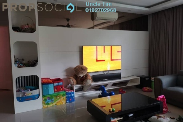 For Rent Condominium at Arte KL, Kuchai Lama Freehold Fully Furnished 4R/3B 3.2k