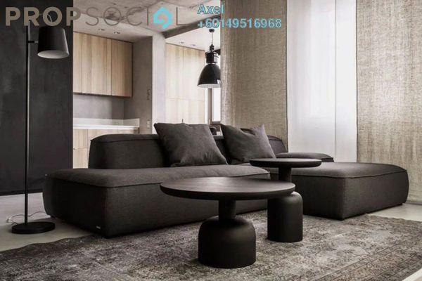 For Sale Condominium at Bayu Segar, Cheras Freehold Fully Furnished 3R/3B 489k