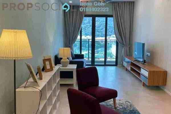 For Rent Condominium at Mira Residence, Tanjung Bungah Freehold Fully Furnished 3R/2B 3.2k