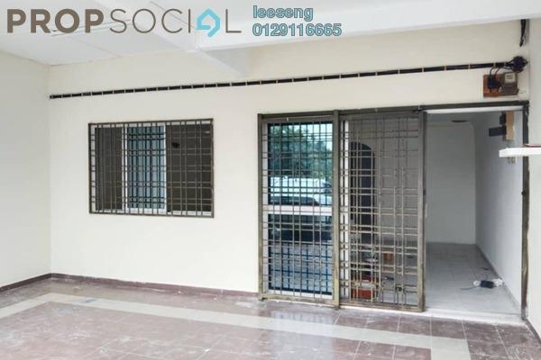 For Rent Terrace at Taman Sentosa, Klang Freehold Unfurnished 4R/3B 1k