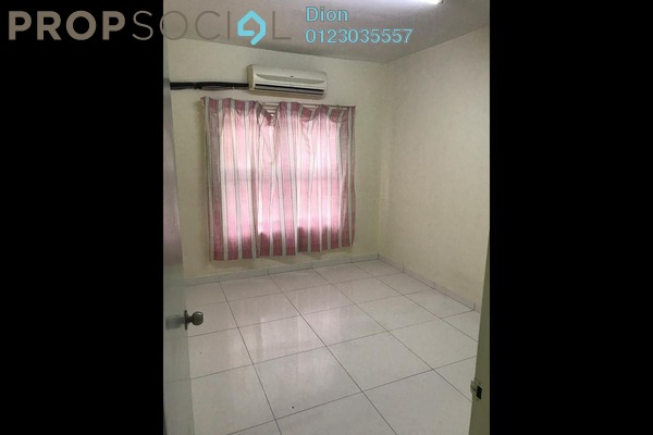 For Rent Condominium at Plaza Metro Prima, Kepong Freehold Semi Furnished 3R/2B 1k