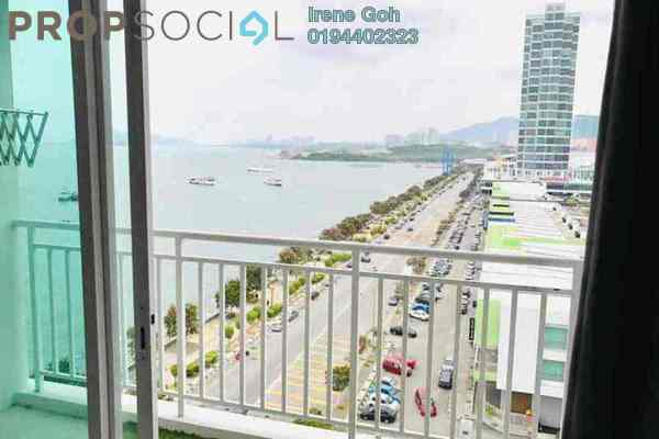 For Rent Condominium at Summer Place, Jelutong Freehold Fully Furnished 3R/2B 2.2k