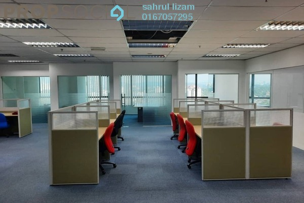 For Rent Office at PJX, PJ State Freehold Semi Furnished 0R/1B 30k