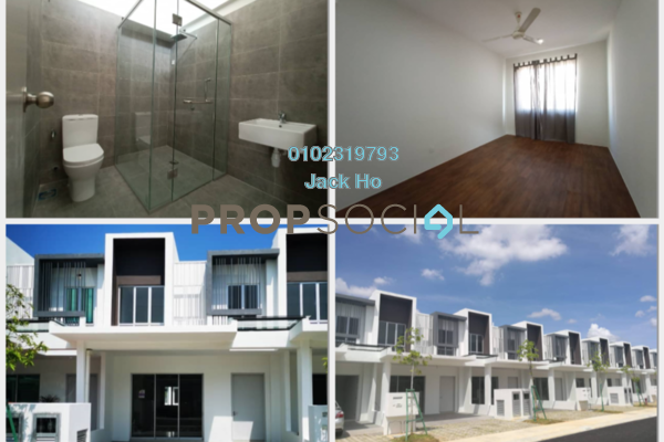 Terrace For Rent in Casa View Cybersouth, Cyberjaya Freehold Unfurnished 4R/3B 1.4k