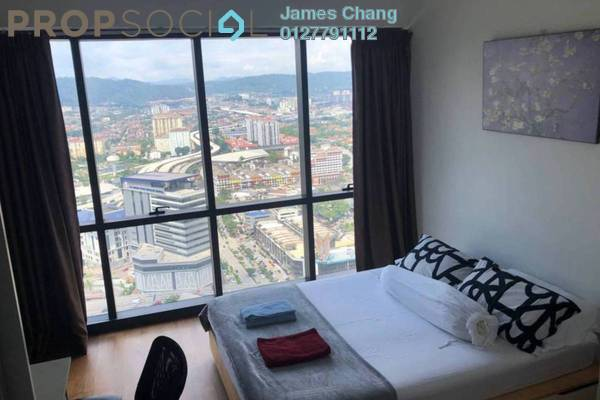 Condominium For Sale in The Elements, Ampang Hilir Freehold Fully Furnished 2R/2B 550k