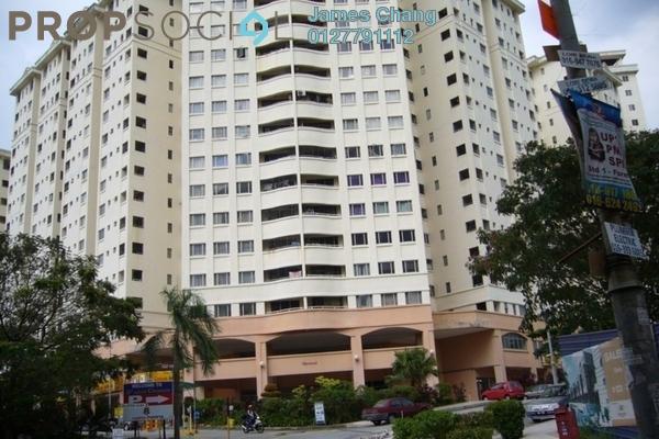 For Sale Apartment at D'Aman Crimson, Ara Damansara Freehold Semi Furnished 3R/2B 320k